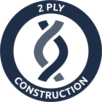 2 ply construction