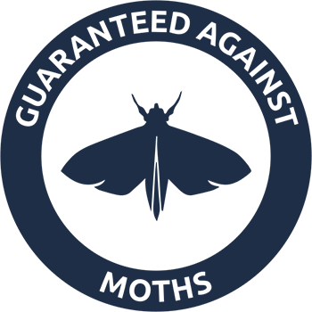 Guaranteed against moths